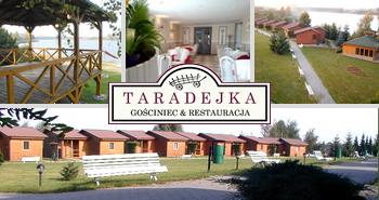 Pensionen in Polen Gasthaus Taradejka